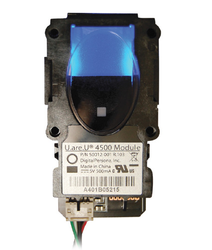 USB Fingerprint Reader Module